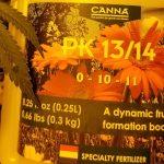 Canna PK 13/14 feeding schedule: Best time to use Canna PK 13-14 for marijuana