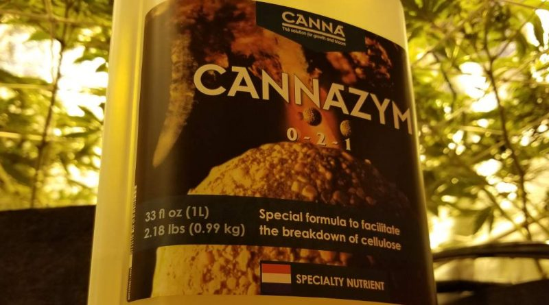 What does Cannazym do