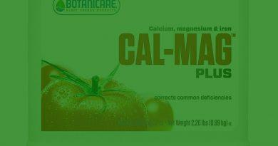 Calmag plus: calcium, magnesium, and iron supplement for weed plants