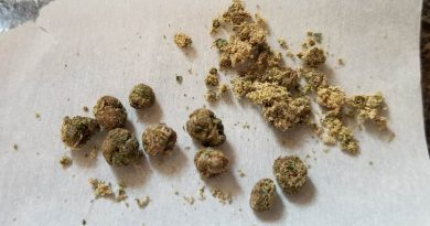 How to decarb scissor hash