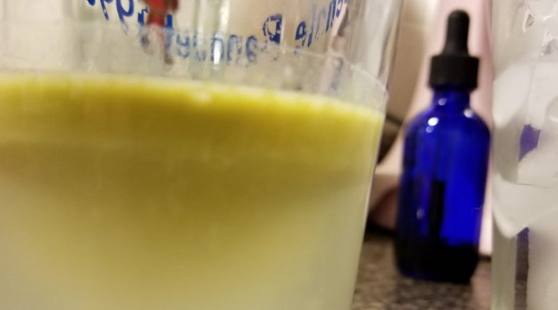 Cannabis tincture recipe: How to make cannabis tincture